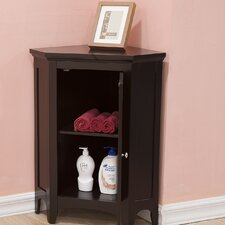 "Slone 24.75"" x 32"" Corner Free Standing Cabinet"
