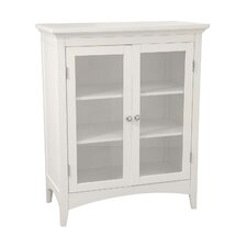 "Madison Avenue 32"" x 26"" Double Freestanding Floor Cabinet"