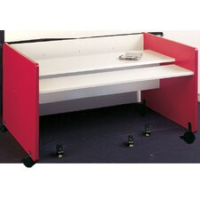 1000 Series Double Classroom Table
