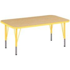 Play Rectangular Classroom Table