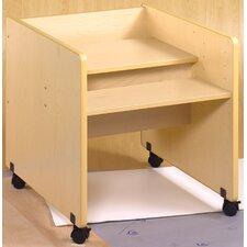 2000 Series Single Classroom Table