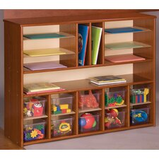Eco Spacesaver Storage 19 Compartment Cubby