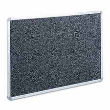 Best-Rite® Recycled Rubber Tak Wall Mounted Bulletin Board, 3' x 4'