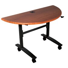 Cherry Lumina Flipper Training Table
