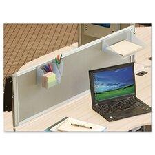 "iFlex Series 1.5"" H x 53"" W Desk Privacy Panel"