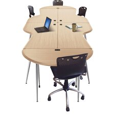 iFlex 14.8' Conference Table