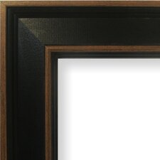 """2"""" Wide Painted Wood Grain Picture Frame"""