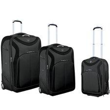 """Sydney """"Sleek-Traveler"""" 3 Piece Luggage Set"""