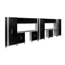 Performance Series 6' H x 19.5' W x 1.5' D 14 Piece Cabinet Set