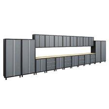 Bold Series 24-Piece Cabinet Set