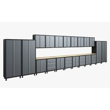 RTA Series 24-Piece Cabinet Set