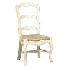 French Country Ladderback Side Chair (Set of 2)