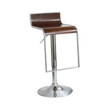 Ameri Home Adjustable Height Swivel Bar Stool (Set of 2)