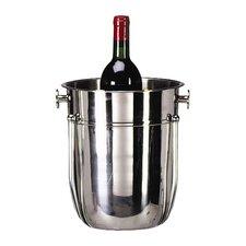 8 Qt. Stainless Steel Wine Bucket in Mirror