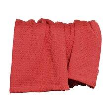 Coastal Cotton Throw Blanket