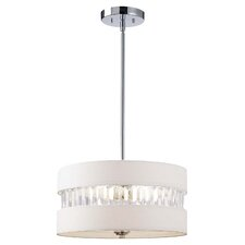 Ballard 3 Light Drum Pendant