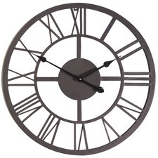 "Roman Numeral 22"" Wall Clock"