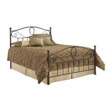 Sylvania Metal Panel Bed