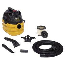 5 Gallon 5.5 Peak HP Wet & Dry Vacuum