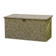 Storboss 135 Gallon Steel Storage Chest in Camo