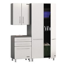 Ulti-MATE Storage 7' H x 5' W x 2' D 3 Piece Starter Storage System