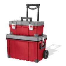 Mobile Cart and Tool Box Set