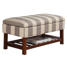 Collette Upholstered Storage Bench