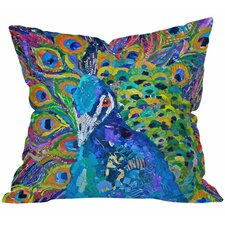 Elizabeth St Hilaire Nelson Cacophony of Color Throw Pillow