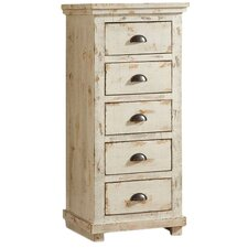 Willow 5 Drawer Lingerie Chest