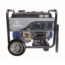 6,500 Watt Generator with Electric Start
