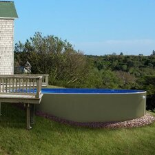 "Round 52"" Deep Insulated Pool"