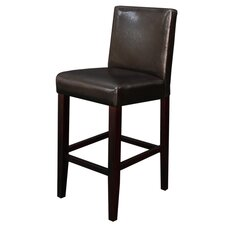 "Villa 26"" Bar Stool with Cushion (Set of 2)"