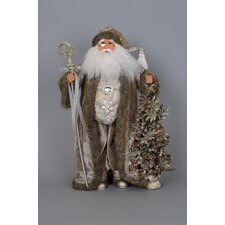 Crakewood Lighted Winter Magic Santa