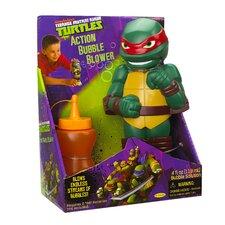 Teenage Mutant Ninja Turtles Raphael Action Bubble Blower