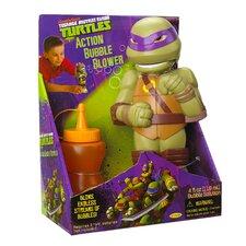 Teenage Mutant Ninja Turtles Donatello Action Bubble Blower