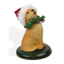 Golden Retriever Dog Figurine
