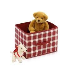 Laci Non-Woven Fabric Soft Storage Bin I (Set of 2)