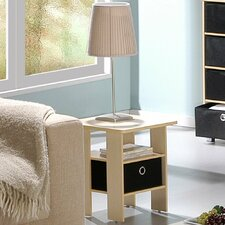 Steam Beech Living End Table