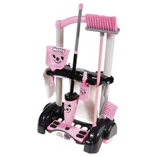 Hetty Cleaning Trolley Play Set