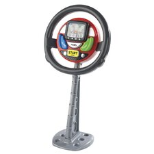 Sat Nav Play Steering Wheel