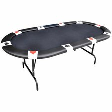 "83"" Poker Table"