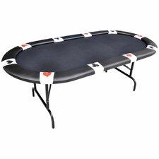 "83"" Poker Table"