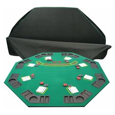 Bi-Fold Wooden Poker / Blackjack Tabletop