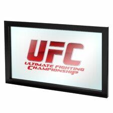 UFC Framed Logo Mirror