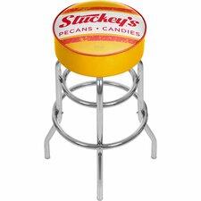 "Stuckey's 31"" Swivel Bar Stool with Cushion"