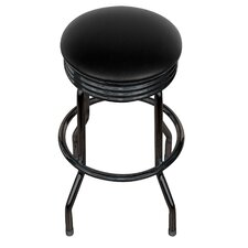 "28.5"" Swivel Bar Stool with Cushion"