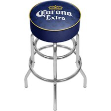 "Corona 31"" Swivel Bar Stool with Cushion"