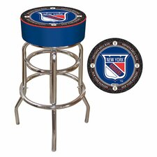 "NHL Montreal Canadians 31"" Swivel Bar Stool with Cushion"