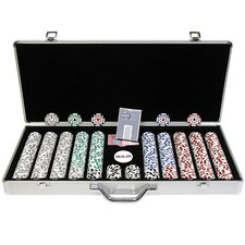 High Roller Set with Executive Aluminum Case