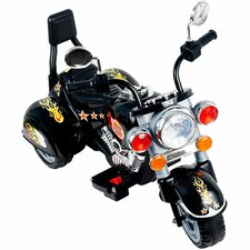 Rockin' Rollers Boss Chopper 6V Battery Powered Motorcycle